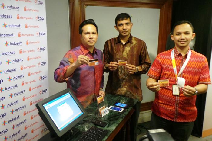 """Photo of """"D-Tap"""" Layanan Pembayaran Berteknologi NFC dari INDOSAT"""