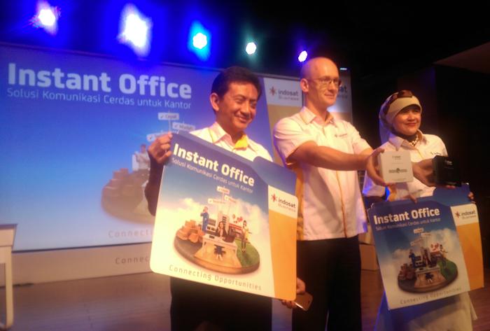 Photo of Indosat Luncurkan INSTANT OFFICE, Berikan Solusi Telekomunikasi untuk Bisnis