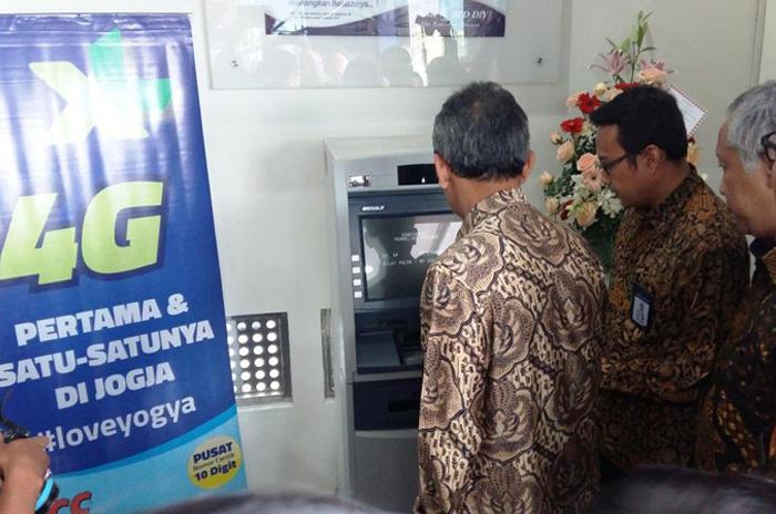 Photo of Produk Layanan XL Tersedia di Seluruh ATM dan Teller Bank BPD DIY