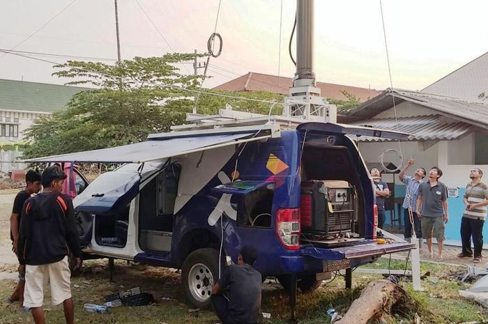Photo of Sambut Muktamar Nahdlatul Ulama Ke-33 XL suport Jaringan Telekomunikasi