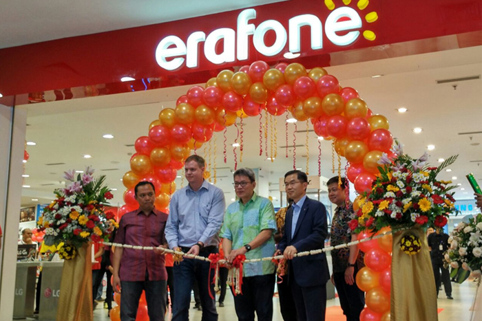 Photo of Erafone Resmikan Megastore berlokasi di Mall Margo City