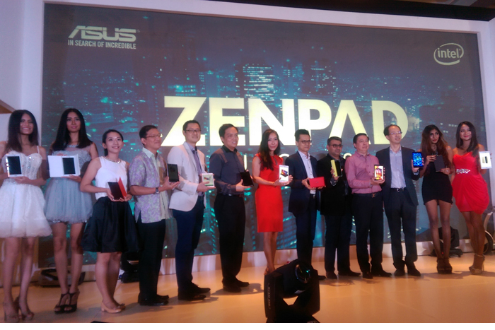 Photo of ASUS Hadirkan ZenPad diperkuat oleh prosesor quad core 64-bit dari Intel