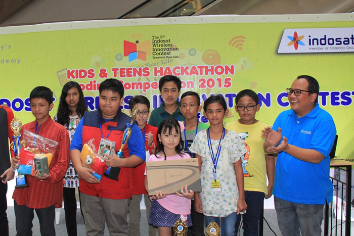 Photo of Indosat Gelar Kids & Teens Hackathon Dorong Lahirnya Developer Cilik Indonesia