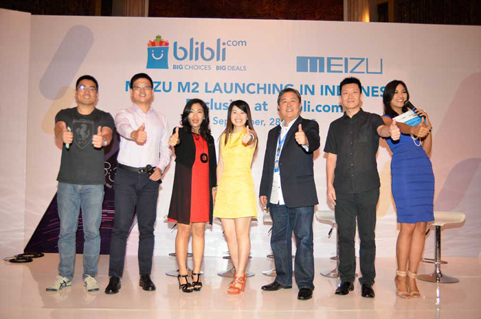 Photo of Exclusive Launching Meizu M2 di Blibli.com , Quality For Young