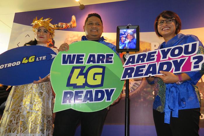 Photo of Layanan 4G LTE XL Resmi Komersial di Surabaya dan Denpasar