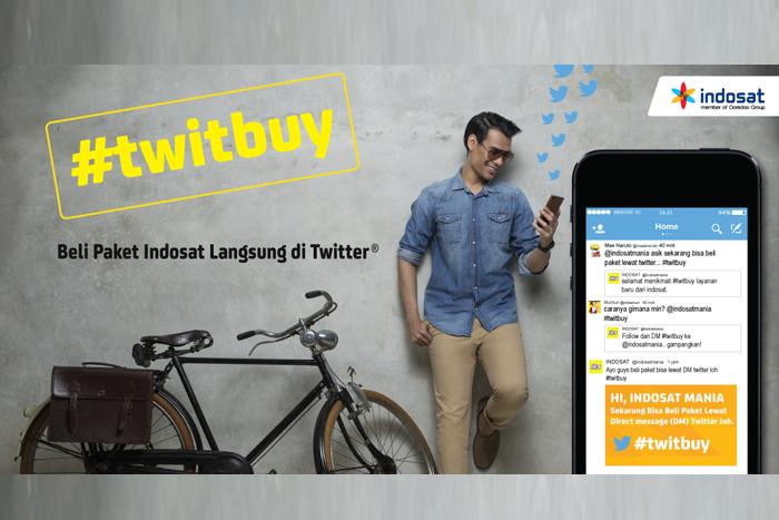 Photo of Indosat dan Twitter Luncurkan Indosat #TwitBuy Pertama di Asia Pasifik