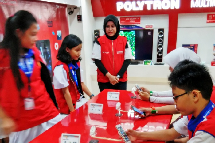 Photo of Polytron hadirkan establishment Smartphone di Kidzania
