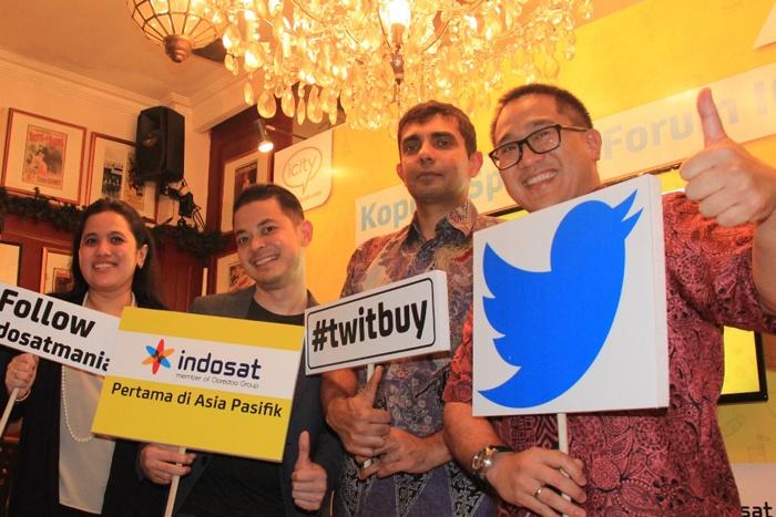 Photo of Lewat Indosat #TwitBuyBisa beli Paket Indosat Pake Twitter