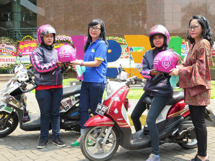 Photo of XL Berikan Dukungan Untuk LadyJEK, Serta layanan mobile advertising