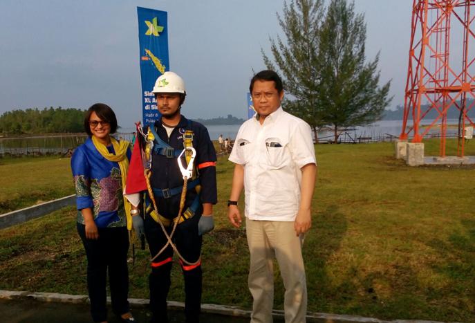 Photo of Menkominfo Resmikan Infrastruktur XL di Pulau Simeulue