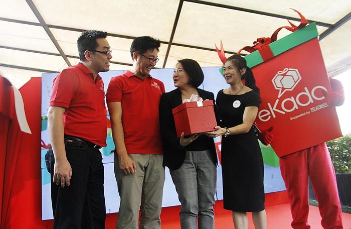 Photo of Luncurkan eKado, Telkomsel Terus Tingkatkan Benefit bagi Pelanggan