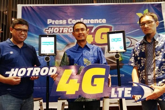 Photo of Layanan 4G LTE XL Hadir Komersial di Bandung