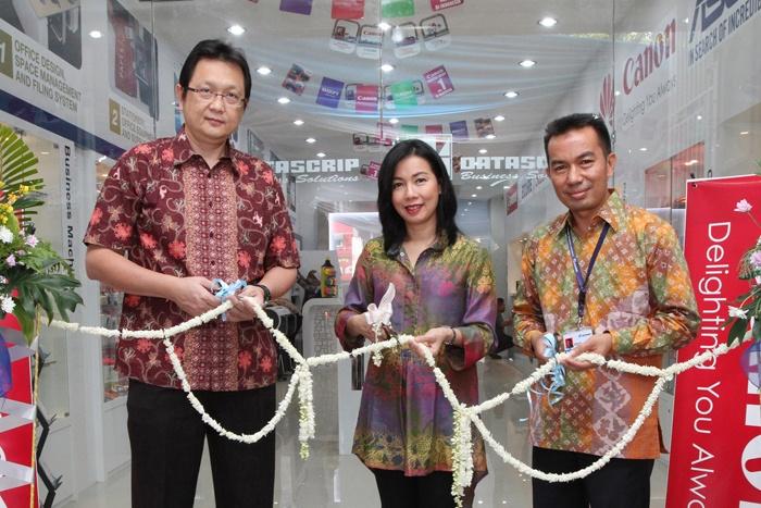 Photo of Datascrip Kantor Penjualan Cabang (KPC) Padang Siap Berikan Solusi Bisnis Terbaik