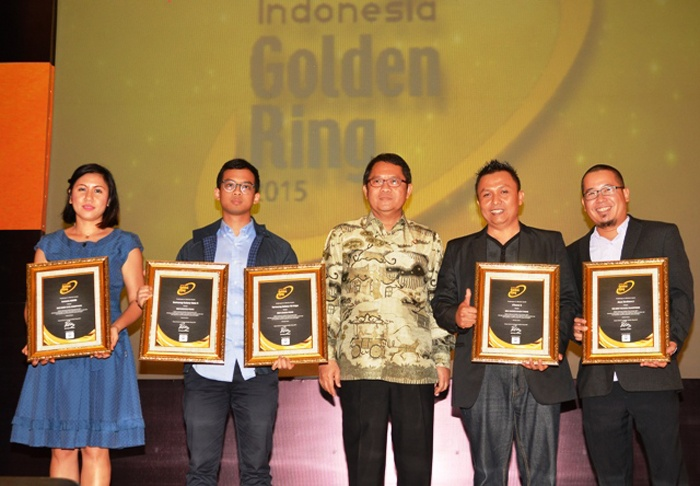 "Photo of Indonesia Golden Ring Awards (IGRA) ke 7  ""Mendorong Ekosistem 4G LTE dan Penguatan Konten Lokal"""