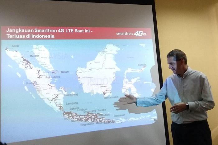 Photo of Uji Jaringan 4G LTE Advanced Smartfren di Jakarta dan Bogor