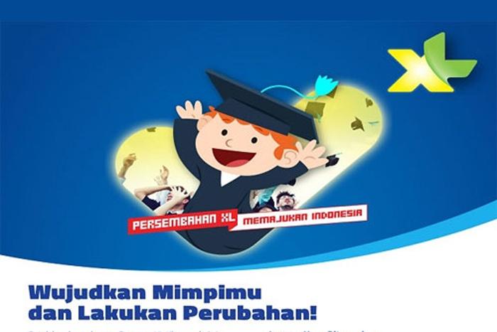 Photo of XL Kembali Buka Program Beasiswa Pasca Sarjana