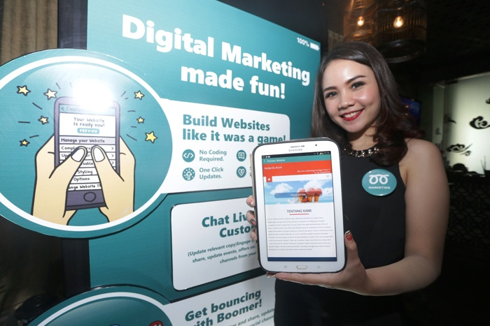 Photo of Boomer Marketing, Aplikasi Mobile Digital Marketing Global berbahasa Indonesia