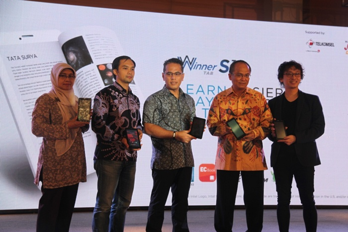 Photo of Tablet Cerdas Evercoss, Winner Tab S3 Mendukung Dunia Pendidikan
