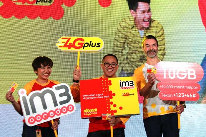 Photo of Indosat Ooredoo Beri Pengalaman Digital Terbaik Melalui 4Gplus