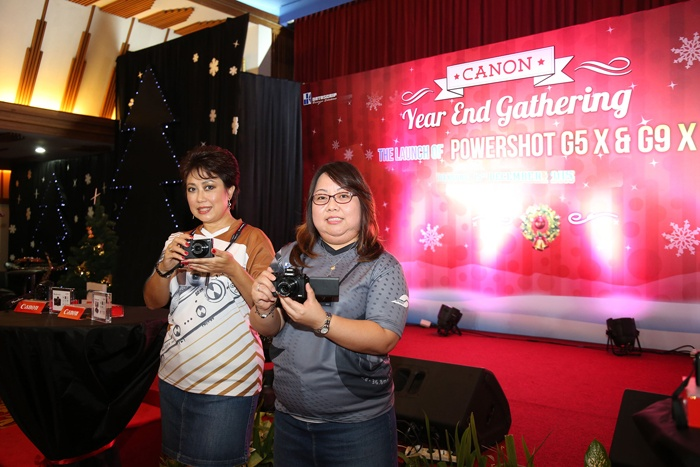 Photo of Canon Luncurkan PowerShot G5 X dan PowerShot G9 X