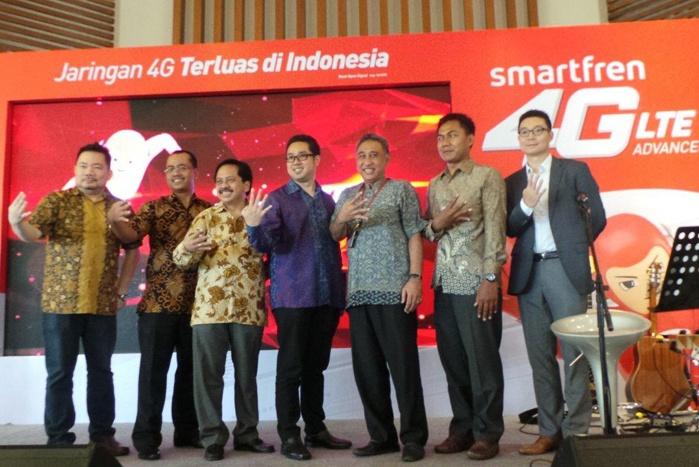 Photo of Smartfren 4G LTE Advanced Terluas di Indonesia, Hadir di 85 kota