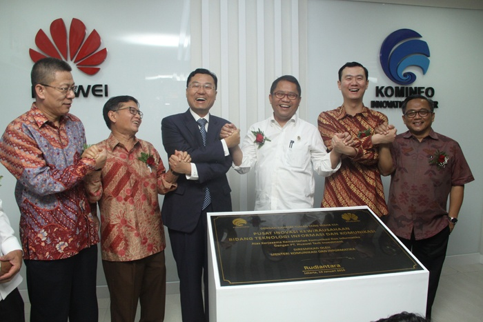 Photo of Pusat inovasi Kominfo – Huawei, Siap Cetak Technopreneurs Muda