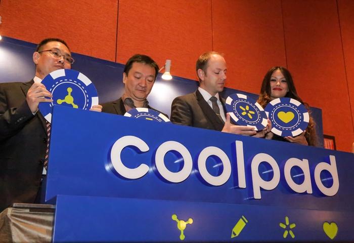Photo of COOLPAD Tampil baru dengan Logo Dinamis dan modern