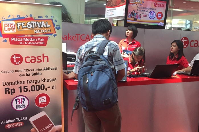 Photo of Telkomsel Gelar DIGILIFE Festival di Medan