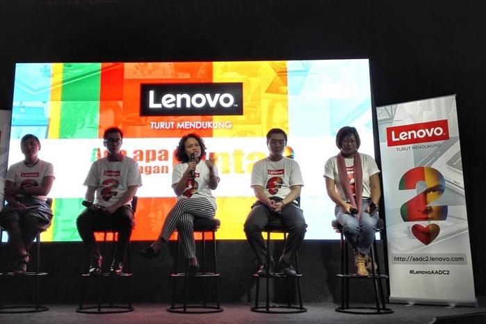 Photo of Lenovo Dukung Pembuatan Film Ada Apa Dengan Cinta 2