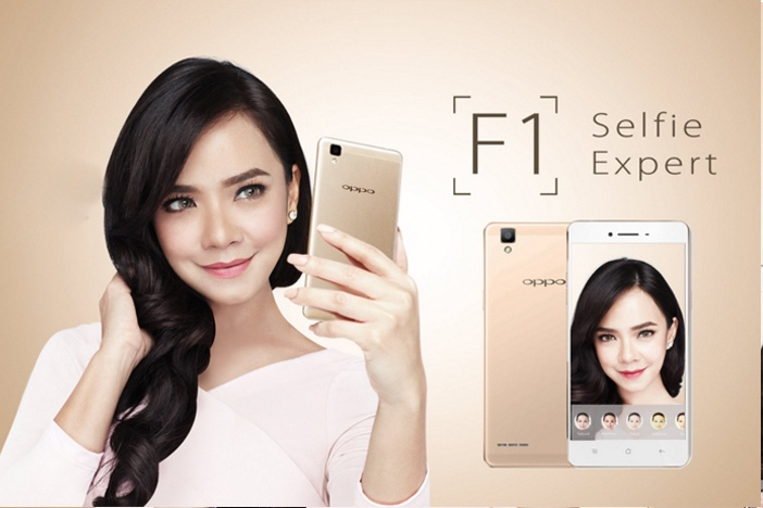 "Photo of Pre-order ""Selfie Expert"" OPPO F1 di Blibli.com"