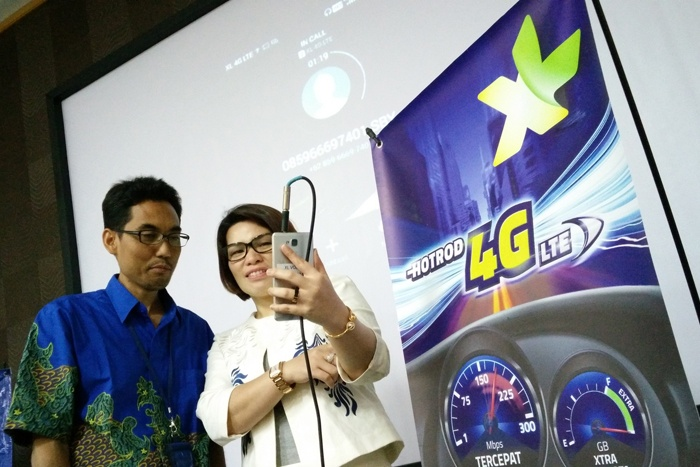 Photo of XL Ujicoba Secara Live VoLTE di jaringan  4G LTE