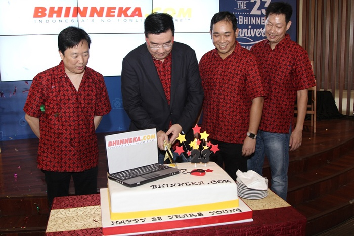 Photo of Bhinneka merupakan Pelopor E-Commerce di indonesia