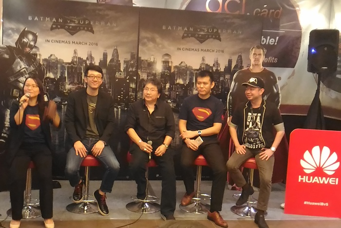 Photo of Huawei Indonesia mensponsori Film Batman Vs Superman