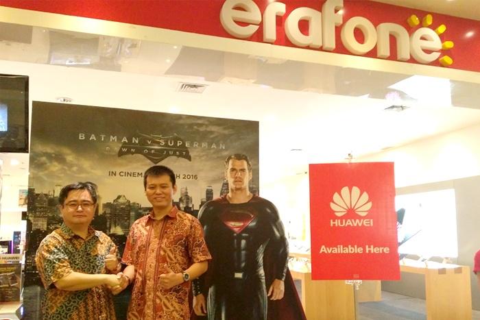 Photo of Smartphone Huawei kini tersedia di Gerai Erafone