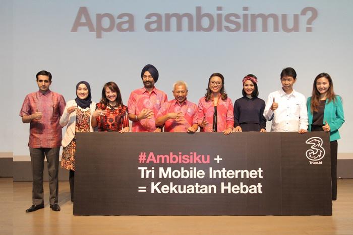 Photo of Aksi Nyata Tri di Ulang tahun ke 9 meluncurkan Ambisi Generasi Muda Indonesia