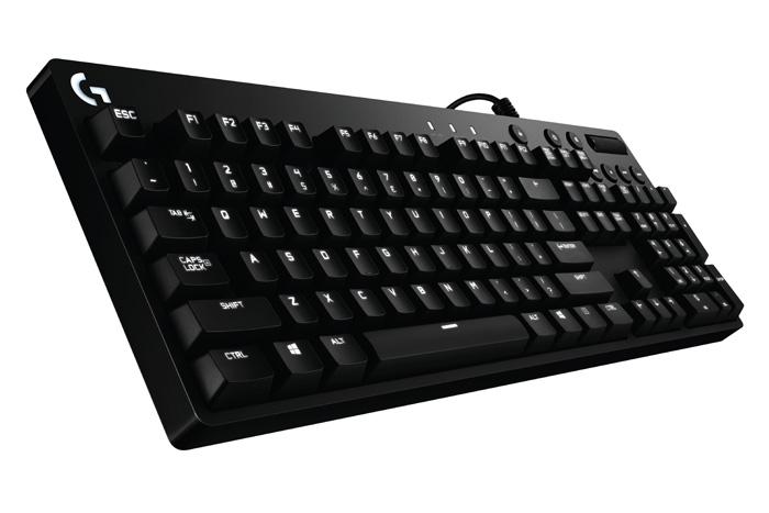 Photo of Logitech G Perkenalkan Keyboard Gaming Terbaru dengan Switch Mekanik Cherry