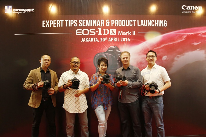 Photo of Canon EOS 1D X Mark II Performa Tinggi Mampu Rekam Video 4K