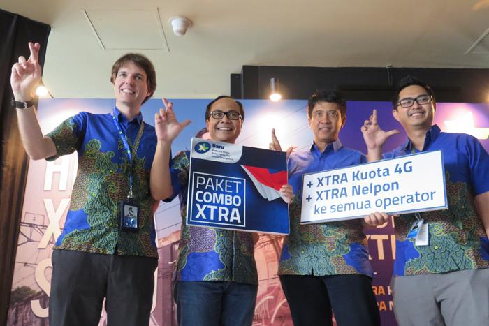 """Photo of XL Luncurkan Paket """"Combo Xtra"""" dan Satu Tarif untuk Semua"""
