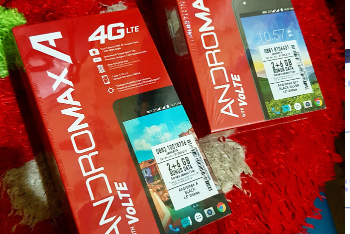 Photo of Smartfren Andromax A Henpon 4G Murah Meriah