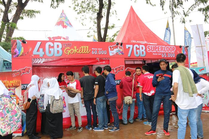 Photo of Telkomsel Hadirkan LOOP 3X3 Competition di Banten Series