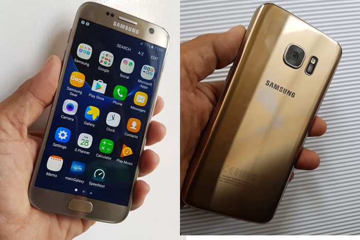 Photo of Samsung Galaxy S7, Kamera Digjaya, Fiturnya Sempurna