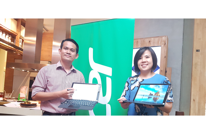 Photo of ACER Switch Alpha 12 Notebook 2 in 1 Tanpa Kipas Pendingin