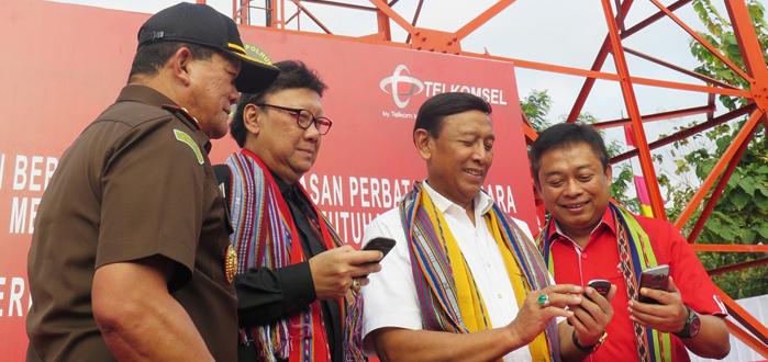Photo of Telkomsel hadir di Kalabahi, Kabupaten Alor, Nusa Tenggara Timur