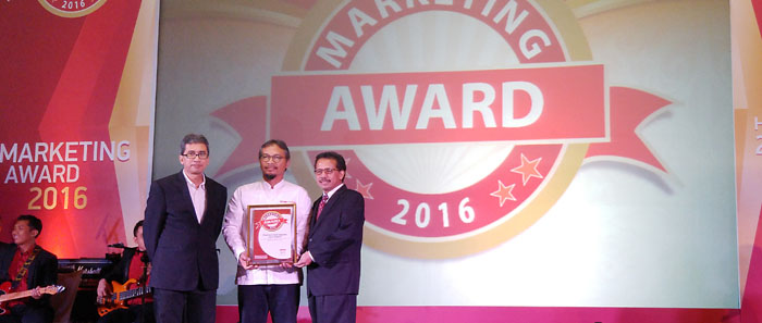Photo of TrueMoney Raih Penghargaan di Ajang Marketing Awards 2016