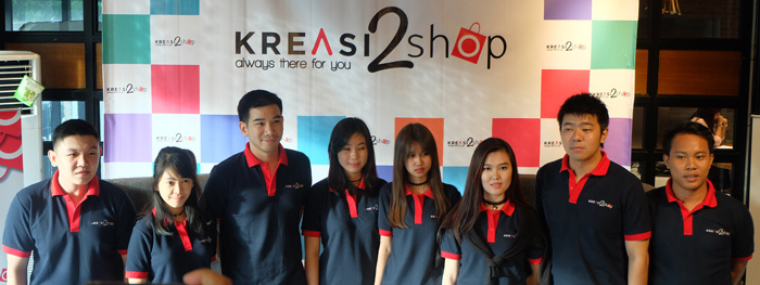 "Photo of Kreasi2shop.com  ""Always There For You"" memberikan keuntungan kepada para customer"