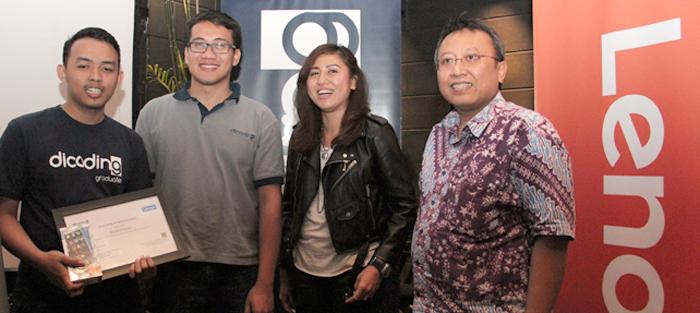 Photo of Lenovo Smartphone Mencetak 500 Developer Melalui Dicoding Academy