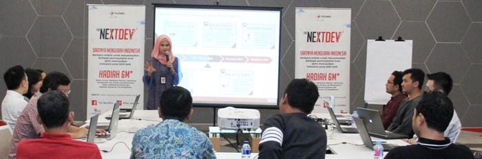 Photo of Telkomsel Umumkan 20 Finalis The NextDev 2016