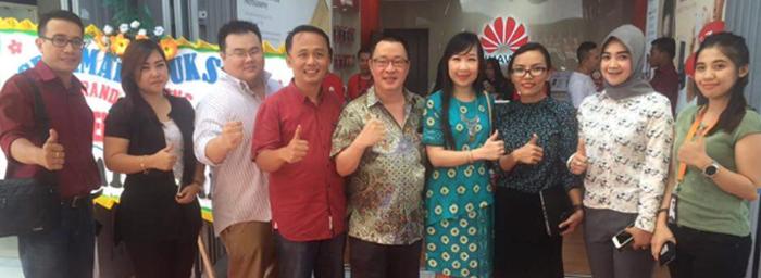 Photo of Huawei Meresmikan Brandshop Pertama di Kendari dan ke-7 di Indonesia