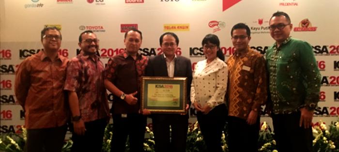 Photo of Selama 9 Tahun Berturut-turut Acer Indonesia Terima Penghargaan ICSA 2016