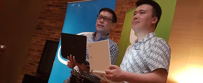 Photo of Acer Meluncurkan Beberapa Chromebook diantaranya Chromebook R11, Chromebook 11, Chromebook 14 dan TravelMate B117